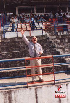 """Ο """"Εθνικάρας"""" στο στάδιο, Μάϊο του '97...   www.fatsimare.gr"""