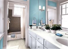 Looking for the best house plans? Check out the Parkview plan from Southern Living. Corian Colors, Best House Plans, Good House, Southern Living, My Room, Room Designer, Furniture, Picts, Home Decor