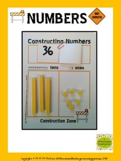 Differentiated, Self-Correcting Place Value Activity $3.00