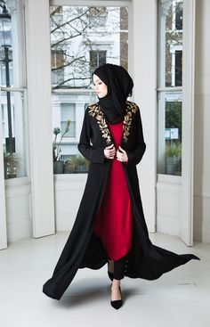 Aab UK Andalucian Garden Open Jacket Black : Standard view