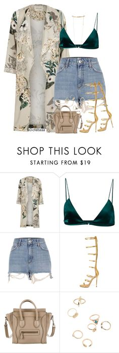 """Something tells me 
