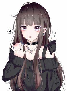 Marvelous Learn To Draw Manga Ideas. Exquisite Learn To Draw Manga Ideas. Kawaii Anime Girl, Manga Kawaii, Loli Kawaii, Pretty Anime Girl, Cool Anime Girl, Beautiful Anime Girl, Anime Girls, Anime Art Girl, Cute Manga Girl