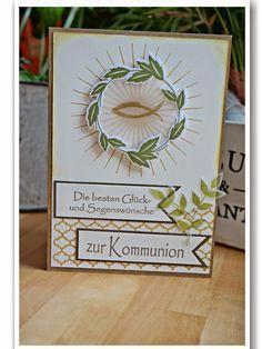 by Keksie: Kommunionskarte No 3