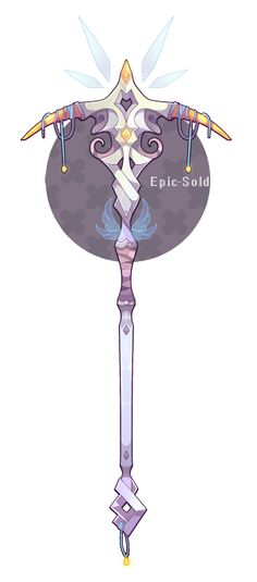 Pffff :I,took for ever to finish these,but 2 outfits ermegherd ! ♥Love you epic people ♥  Anime Weapons, Fantasy Weapons, Fantasy Inspiration, Character Design Inspiration, Character Concept, Character Art, Cool Swords, Weapon Concept Art, Magical Girl