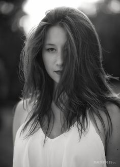 Lucie B P-05 BW by Martin Vitek on 500px