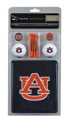 Team Effort NCAA Golf Gift Set - Auburn University