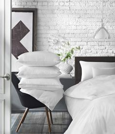 All pillows are different, just like the people who sleep on them. Find the one that's right for you now.