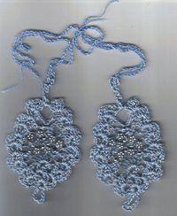 Crochet Pattern Central - Free Pattern - Barefoot Sandals