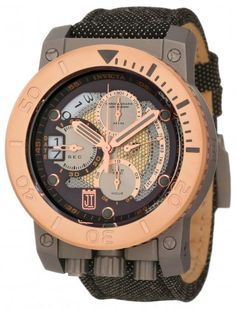 Invicta 13049 Jason Taylor Collection Chronograph Quartz Skeleton Watch For Men