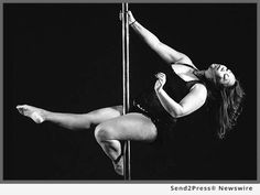 """Christina Villegas and Jeff Mercer, the creative forces behind MercVille Productions, have announced the release of the second season of their popular web based docu-series, """"The Pole Dancing Chronicles."""" Sponsored and co-produced by Mighty Grip Inc., a leading worldwide sporting goods manufacturer, """"The Pole Dancing Chronicles"""" showcases people and events from within the pole and aerial community."""