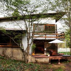 Cunningham Harmony House 1983|カニングハム ハーモニー ハウス 吉村順三