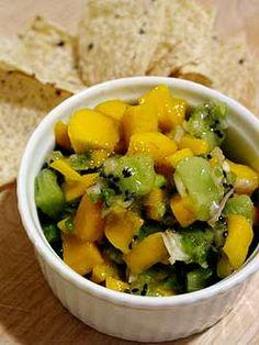 Recipe: Mango Kiwi Salsa