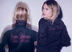 Camille Rowe for Dior Poison Girl Fragrance 2016  #PoisonGirl #model