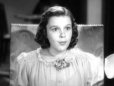 Love Finds Andy Hardy (1938) - Judy Garland as little Betsy Booth as she laments the fact that Andy Hardy (Mickey Rooney) only sees her as a child.  Judy is 15 here.