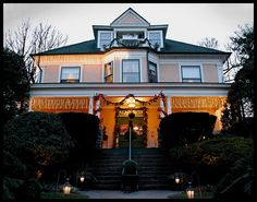 Asheville Victorian - Hal Goodtree