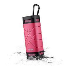 EARSON NER-163 Bluetooth Højttaler - Hot Pink