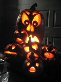 Cool Pumpkin Carving Ideas: Check Out The Best of 2013 Pumpkin Carvings