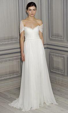 100 самых красивых свадебных платьев 2012 - Фото Модные тенденции