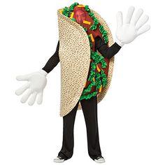 Adult Waving Taco Mascot Halloween Costume  #tacocostume #costumekingdom…