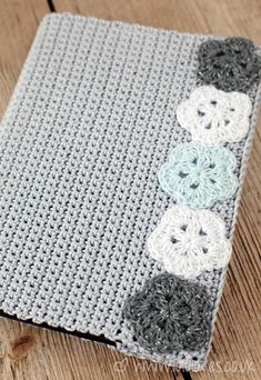 Crochet Journal Cover - Lululoves, Inside Crochet Issue 48