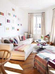 Un appartement moderne et fonctionnel - PLANETE DECO a homes world