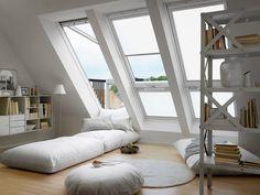 Hochwärmedämmende Dachfenster