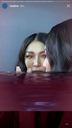 Nadine's IG story Nadine Lustre Fashion, Filipina Actress, James Reid, Friends Day, Jadine, Partners In Crime, Best Actress, Ig Story, Singer
