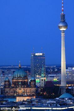 Alexander Platz - Berlin - Germany