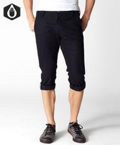 511™ Skinny Commuter Cropped Pants - Black - Levi's - levi.com