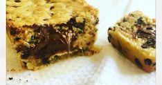 Cookies cake géant coeur nutella maxi cookies goûter pépite de chocolat biscuit gâteau dessert