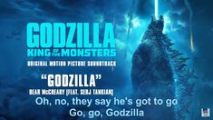 Godzilla KOTM - Queen of the Monsters - Bear McCreary (Official Video)