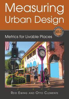 Measuring Urban Design
