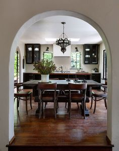 kitchen dining room lighting ideas. A Creative Couple\u0027s Southern California Dream Home Kitchen Dining Room Lighting Ideas