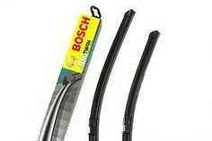 BOSCH WIPER BLADES WIPERS Peugeot 206 /& CC 22//22 pair FRONT drivers passangers