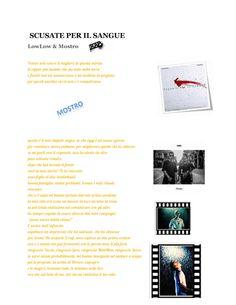 immagine postata  sul gruppo di classe per la presentazione libera