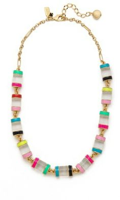 Kate Spade New York Brighton Rock Short Necklace