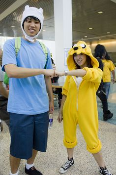 Cute Adventure Time Costumes