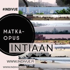 Matkaopus Intiaan is all about travel and art in India in Finnish