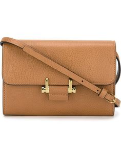 LANVIN Classic Shoulder Bag. #lanvin #bags #shoulder bags #leather