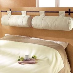 tête de lit polochon