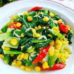 Resep masakan praktis sehari-hari Instagram Chinese Soup Recipes, Healthy Chinese Recipes, Asian Recipes, Vegetarian Recipes, Healthy Recipes, Easy Cooking, Healthy Cooking, Cooking Recipes, Vegetable Dishes