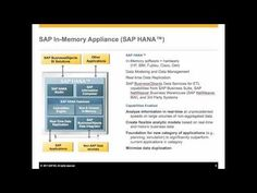 SAP HANA Overview for SAP Business One Partners