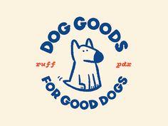 Dog Logo Design, Badge Design, Graphic Design Branding, Typography Design, Packaging Design, Logo Inspiration, Logo Online, Dog Branding, Cafe Branding