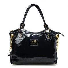 Look Here! Coach Legacy Pinnacle Lowell Large Black Satchels ADR Outlet Online