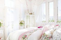 #decoração #branca #quarto #tons #pastel