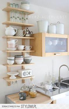 astuces rangement cuisine faire soi m me accessoires de cuisine batterie et inox. Black Bedroom Furniture Sets. Home Design Ideas