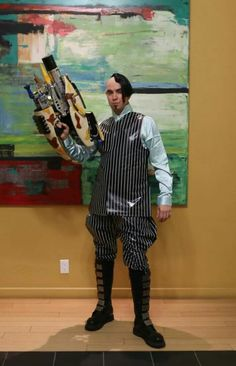Zorg from Fifth Element