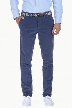 Classic Styled Corduroy Pants