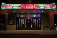 Chief Theater, Coldwater, Kansas.