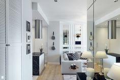 Mieszkanie projektu D-zone - PLN Design Decor, Furniture, Room, Interior, Interior Inspiration, Gallery Wall, Home Decor, Inspiration, Room Divider